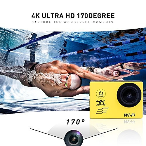 southstardigital sports camera video 4k wifi action cam unde