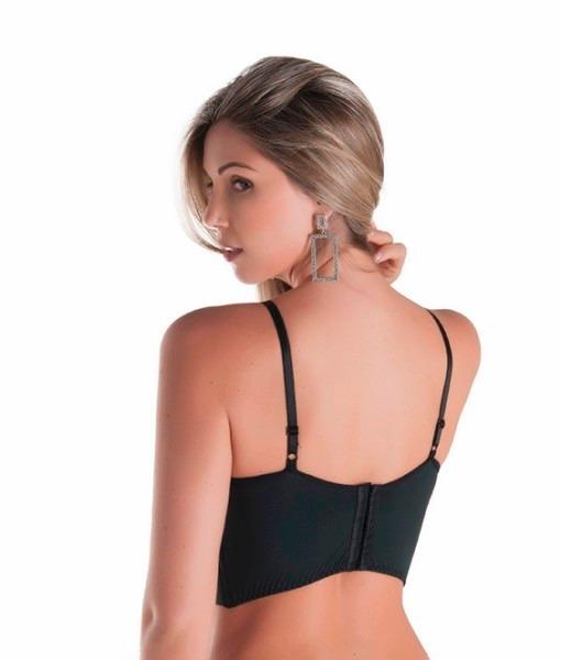 21063766a Soutien Com Decote Magico Ideal Para Usar Com Vestidos - R  29