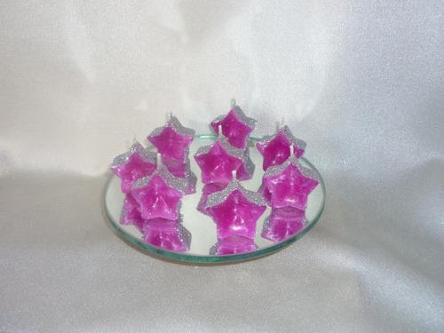 Souvenir 15 a os mini vela estrella 20 00 en mercado libre - Transferir fotos a velas ...
