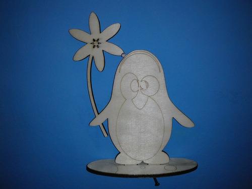 souvenir, adorno pingüino x 10