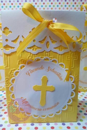 souvenir bautismo comunión porta denarios