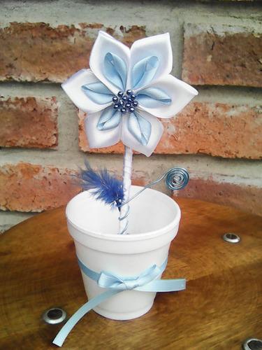 souvenir, centro de mesa, flores, decoración fiestas