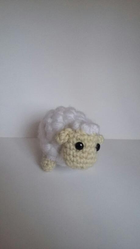 Tutorial Oveja Amigurumi Sheep (English subtitles) - video dailymotion   816x459