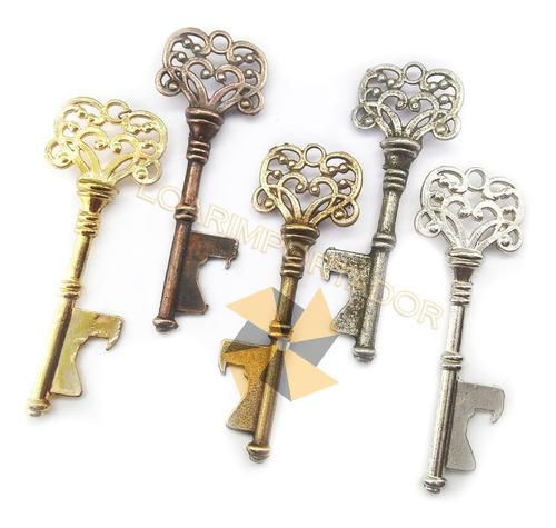 souvenir destapador llave x60