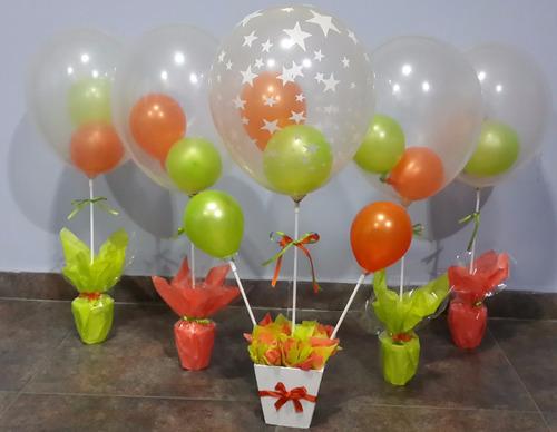 souvenir globos cumpleaños