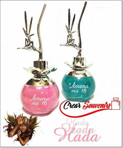 souvenir hada manzanita cuadro rey, reina perfume