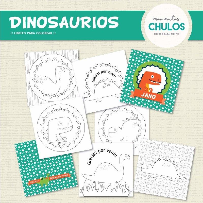 Souvenir Infantil Librito Para Colorear Temático Imprimible - $ 175 ...