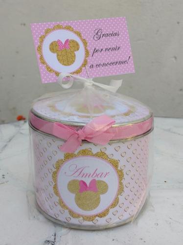 souvenir latas. diseño incl. combo x 10 unidades