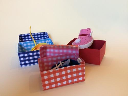 souvenir nacimiento bautismo baby shower zapatito en caja