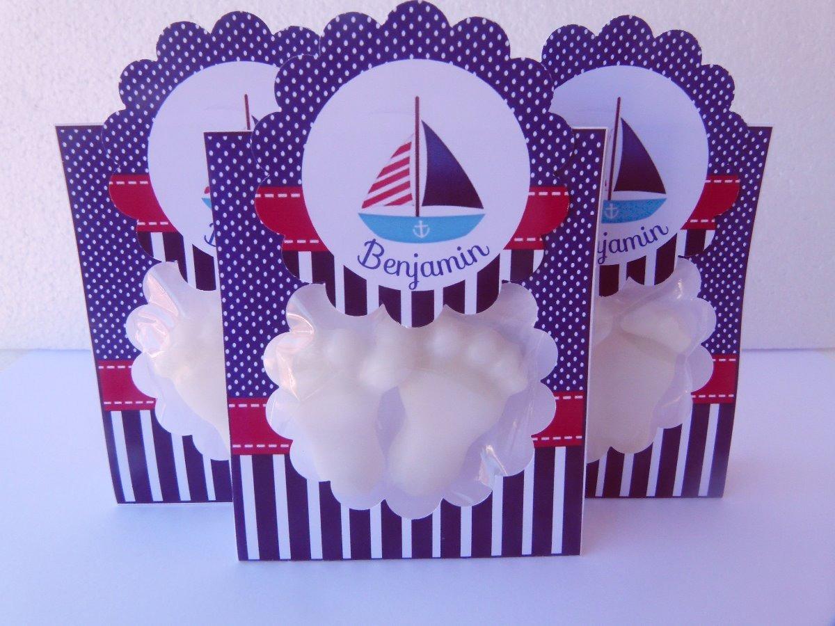 Souvenirs Baby Shower ,nacimiento, Piecitos X 30 Hay Stock - $ 293 ...