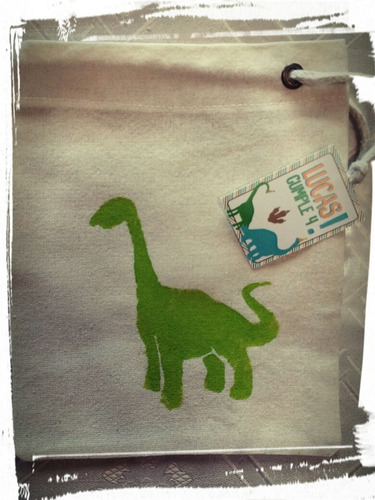 souvenirs bolsitas de lienzo golosineras 15 x 20 cm