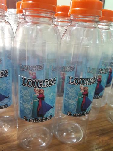 souvenirs: botella 400 cc para dulcero souvenirs x 30