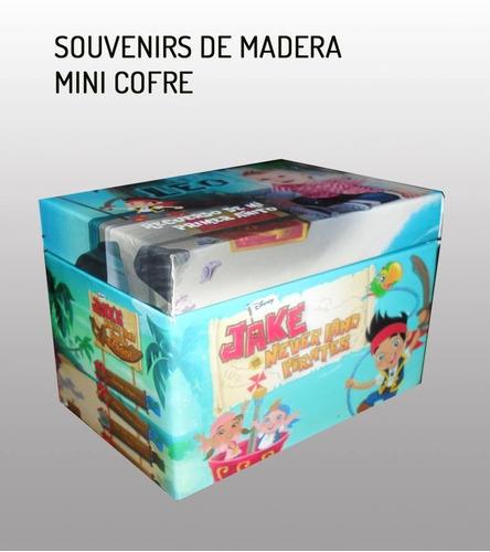souvenirs caja de madera personalizado