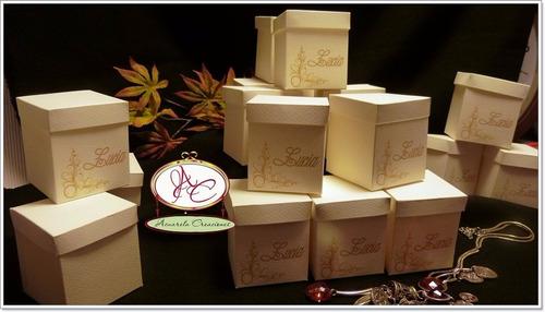 souvenirs-cajas,bodas,quince,cumpleaños,acuarela creaciones