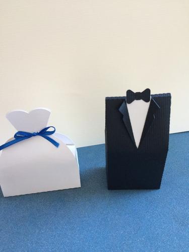 souvenirs casamiento 15 años caja l