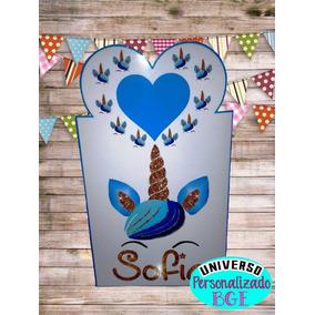 fd9961086 Bolsita Golosinera Unicornio - Souvenirs para Cumpleaños Infantiles ...