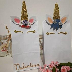 d5fad870e Bolsita Sorpresita Unicornio - Souvenirs para Cumpleaños Infantiles ...