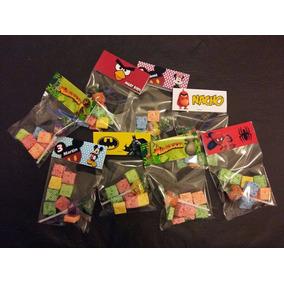 324851656 Bolsitas Pochoclo Para Poner Caramelos - Souvenirs para Cumpleaños ...