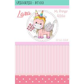 f7c6f682b Bolsa Golosinas Unicornio - Souvenirs para Cumpleaños Infantiles ...