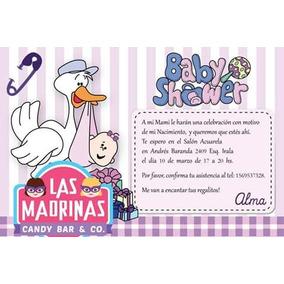 8028600f460e3 Invitaciones Para Baby Shower - Souvenirs en Bs.As. G.B.A. Sur para ...