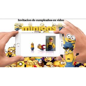 5c4ffd4636809 Invitaciones Cumpleaños Minions en Mercado Libre Argentina