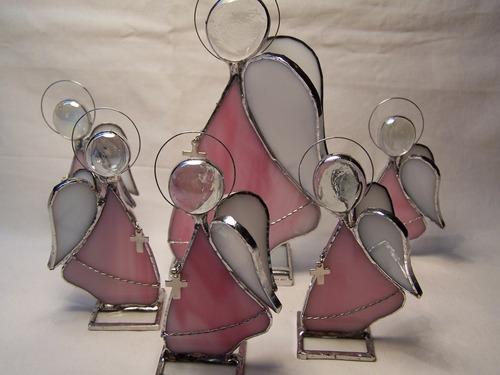 souvenirs comunión bautismos con vidrios importados