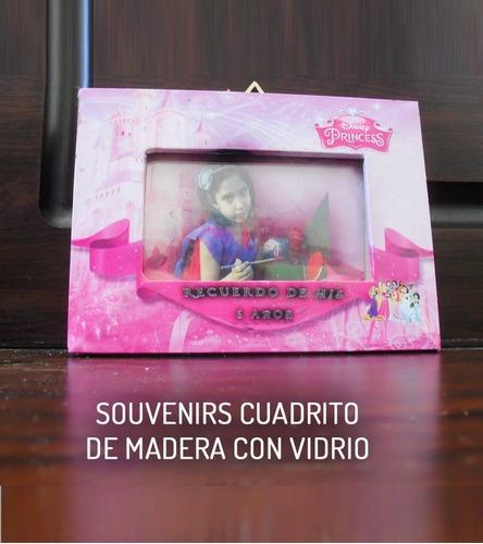 souvenirs cuadritos con fotos (por 10 unidades)