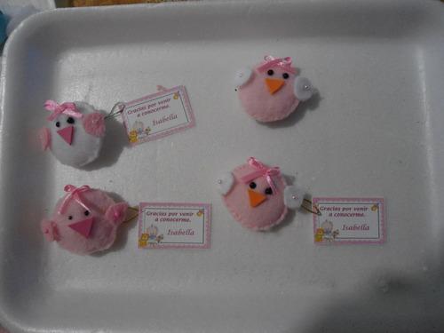souvenirs de nacimiento pajaritos souvenirs de animalitos
