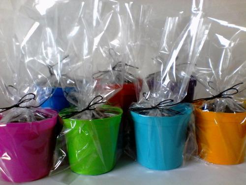 souvenirs ecológico educativo original kit siembra maceta