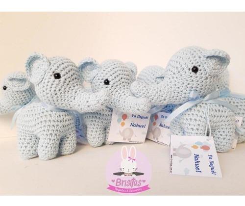 souvenirs elefantito bebé
