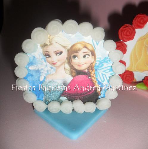 souvenirs frozen,princesa sofia, rapunzel,campanita,etc