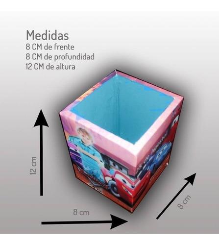souvenirs / golosinero / lapicero de madera (por 23 unidades