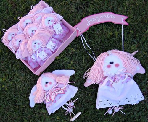 souvenirs hadas angeles nacimiento bautismo comunion cumple