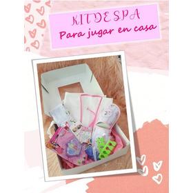Souvenirs Kit De Spa Para Niñas - Spa Party En Casa