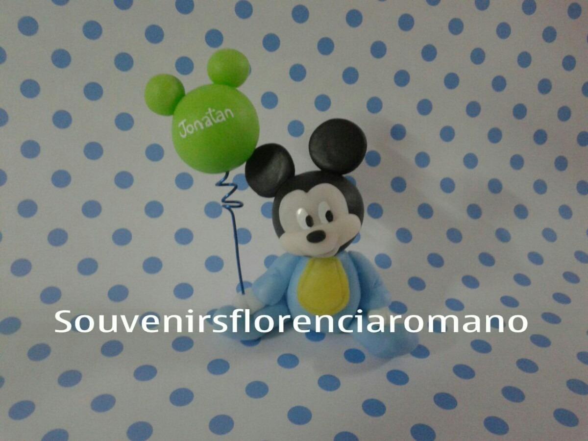Souvenirs Mickey Bebe - $ 25,00 en Mercado Libre