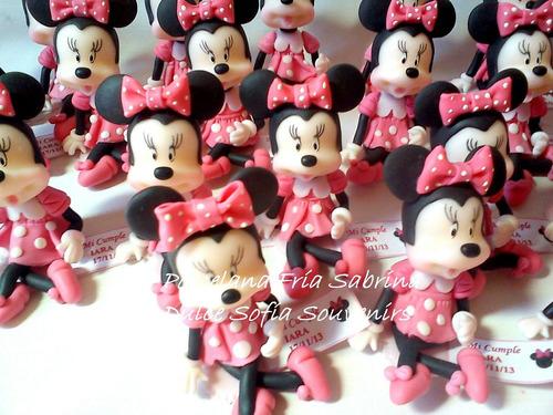 souvenirs minnie mouse!a pedido,no realizo envios