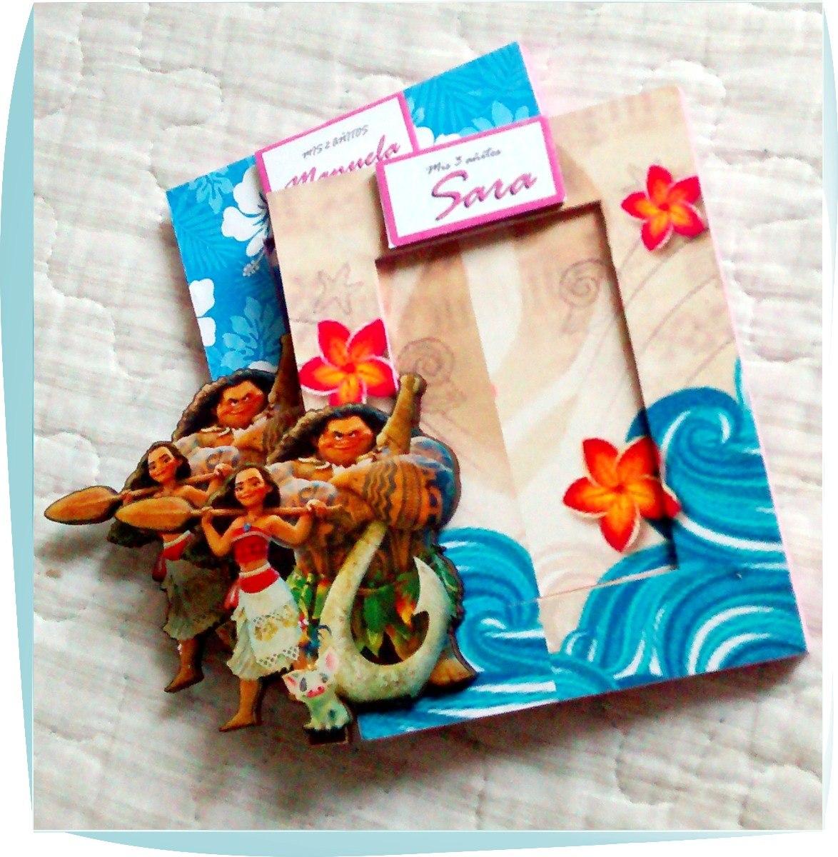Marco Para Foto Moana - Souvenirs para Cumpleaños Infantiles en ...