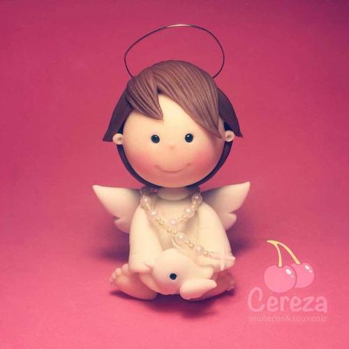 souvenirs, muñecos y adornos en porcelana fria
