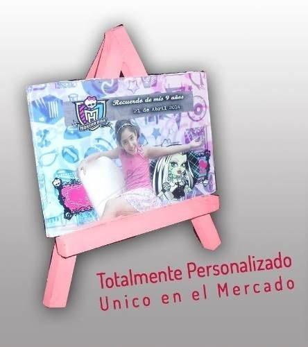 souvenirs personalizados.pack por10u mini atril mas central