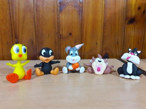 souvenirs porcelana fria personajes lonney tunes disney