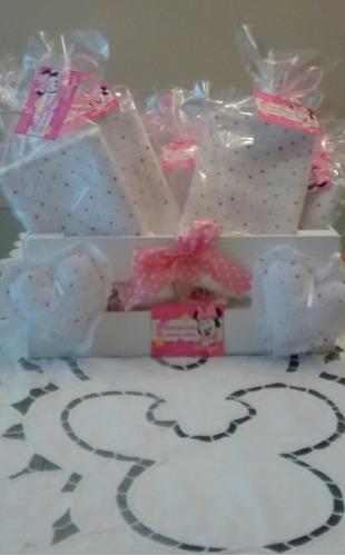 souvenirs toallitas con jaboncitos, cumpleaños, bautismo..