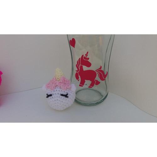 souvenirs unicornio crochet