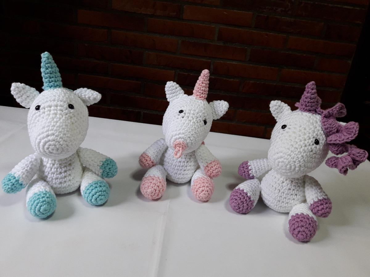 Unicorn crochet amigurumi - Step by Step - YouTube | 900x1200