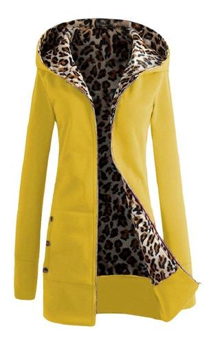 sovalro mujeres abrigo de invierno encapuchado gruesa jersey