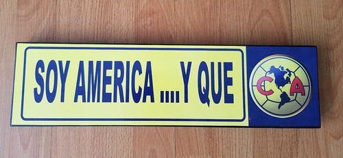 soy america y que cantina cuadro cartel bar carretera