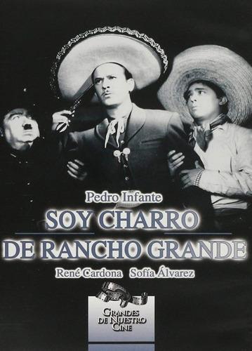 soy charro de rancho grande pedro infante pelicula dvd