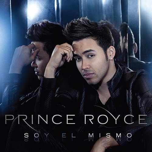 soy el mismo prince royce disco cd con 14 canciones