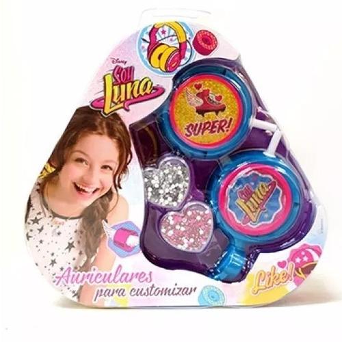 soy luna  auriculares   jugueteria  bunny toys