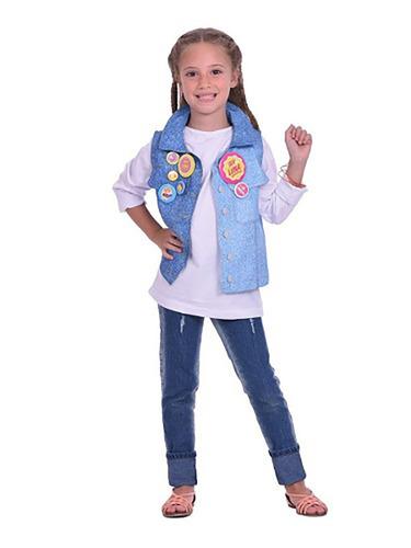 soy luna chaleco con accesorios kit 2176 educando