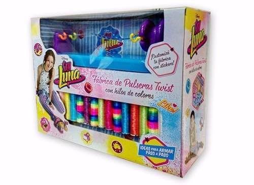 438e479c8e3c Soy Luna Fabrica De Pulseras Twist Con Hilos Original Disney -   599 ...